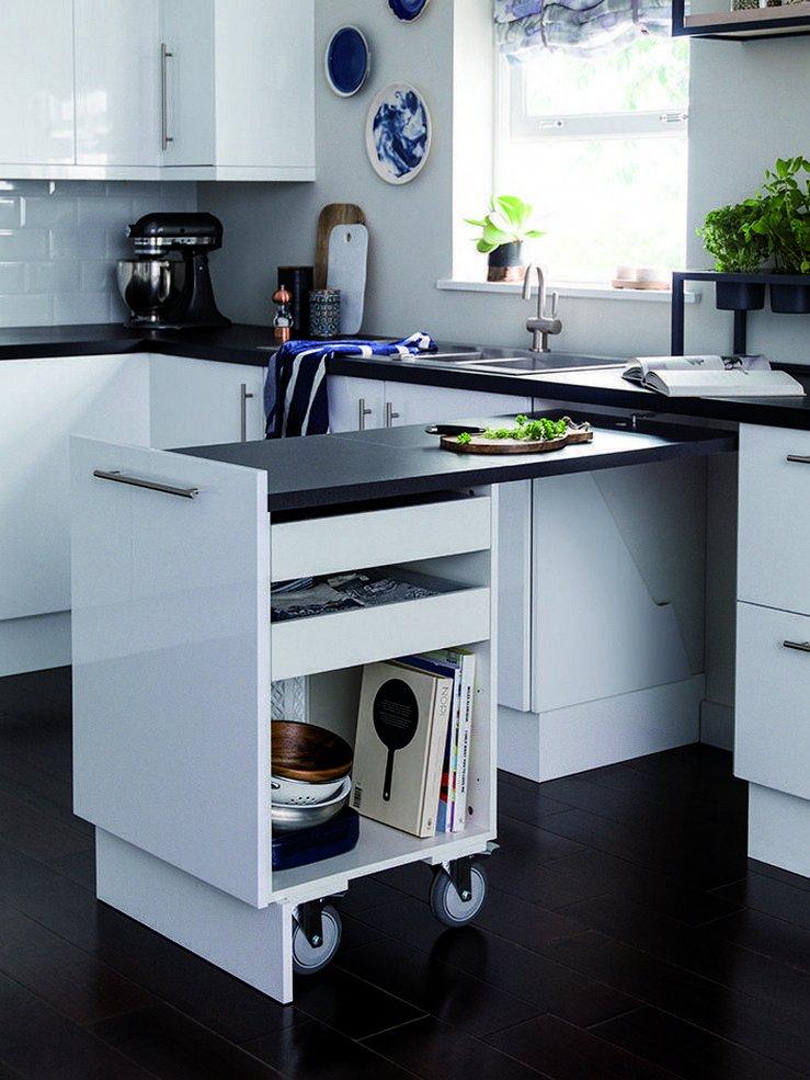 Дополнительная функциональность мини кухни