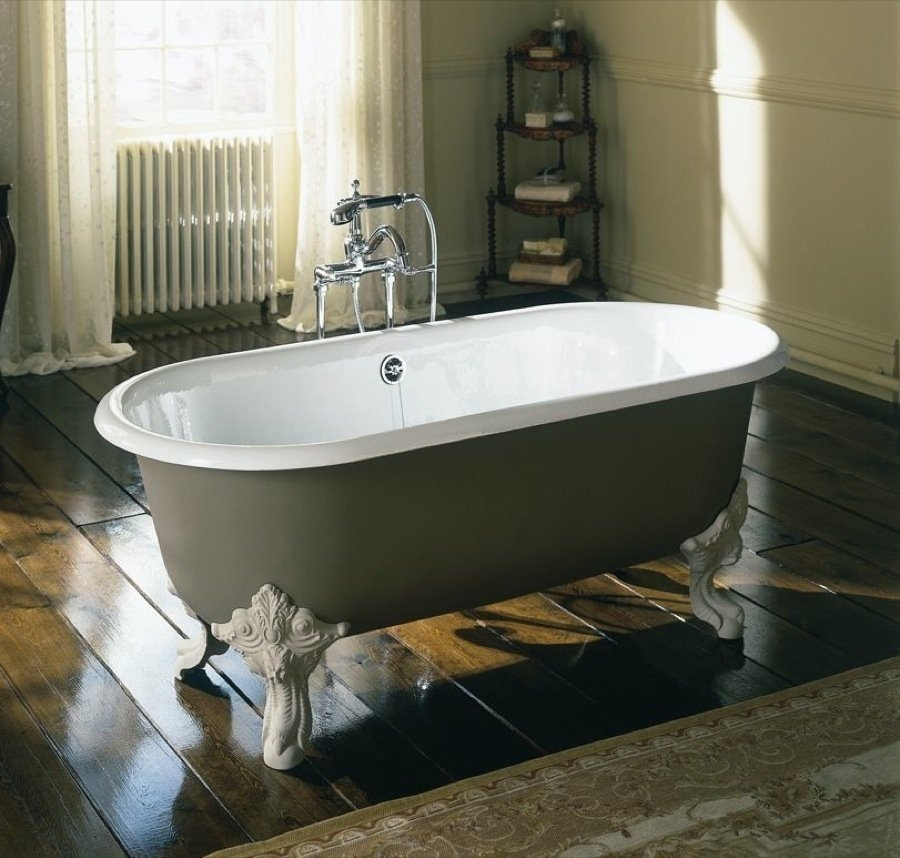 чугунная ванна фото