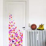 декор двери своими руками дизайн фото