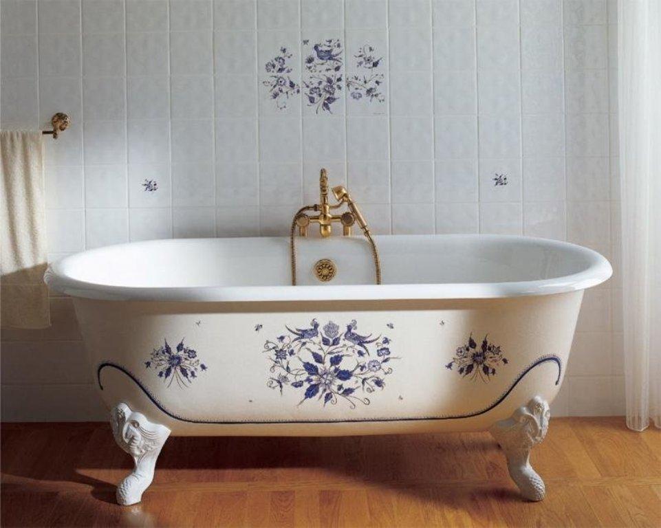 декоративные ножки для ванны