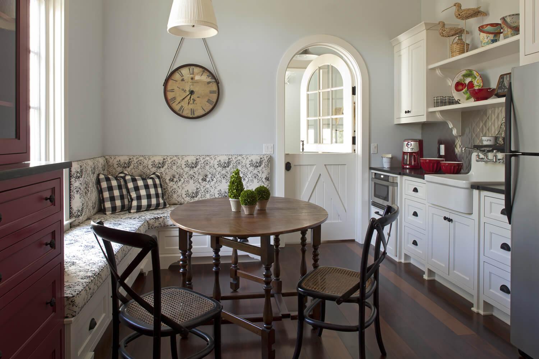 кухонный уголок дизайн идеи