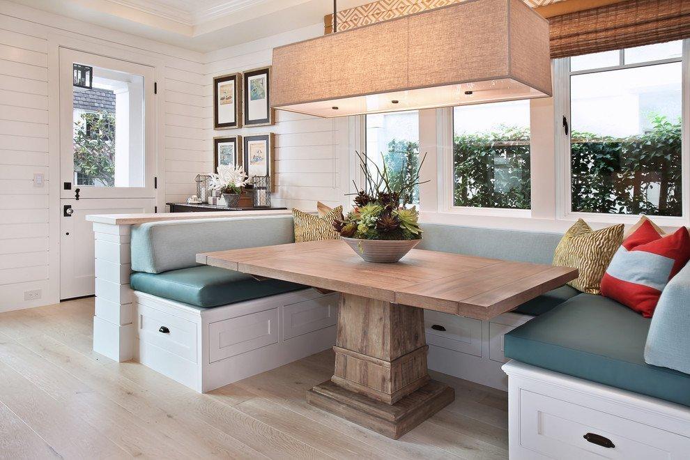 кухонный уголок в интерьере