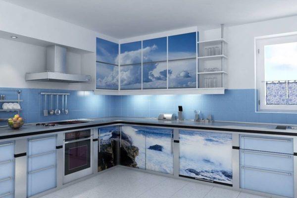 Если хочется создать необычный интерьер кухни, стоит обратить внимание на 3D планировку.