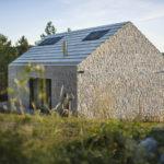 дом для постоянного проживания из камня
