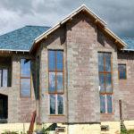 двухэтажный дом для постоянного проживания
