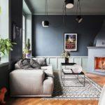 домашний камин в гостиной идеи дизайн