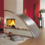 электрический камин для дома идеи декор