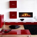 электрический камин для дома фото дизайн
