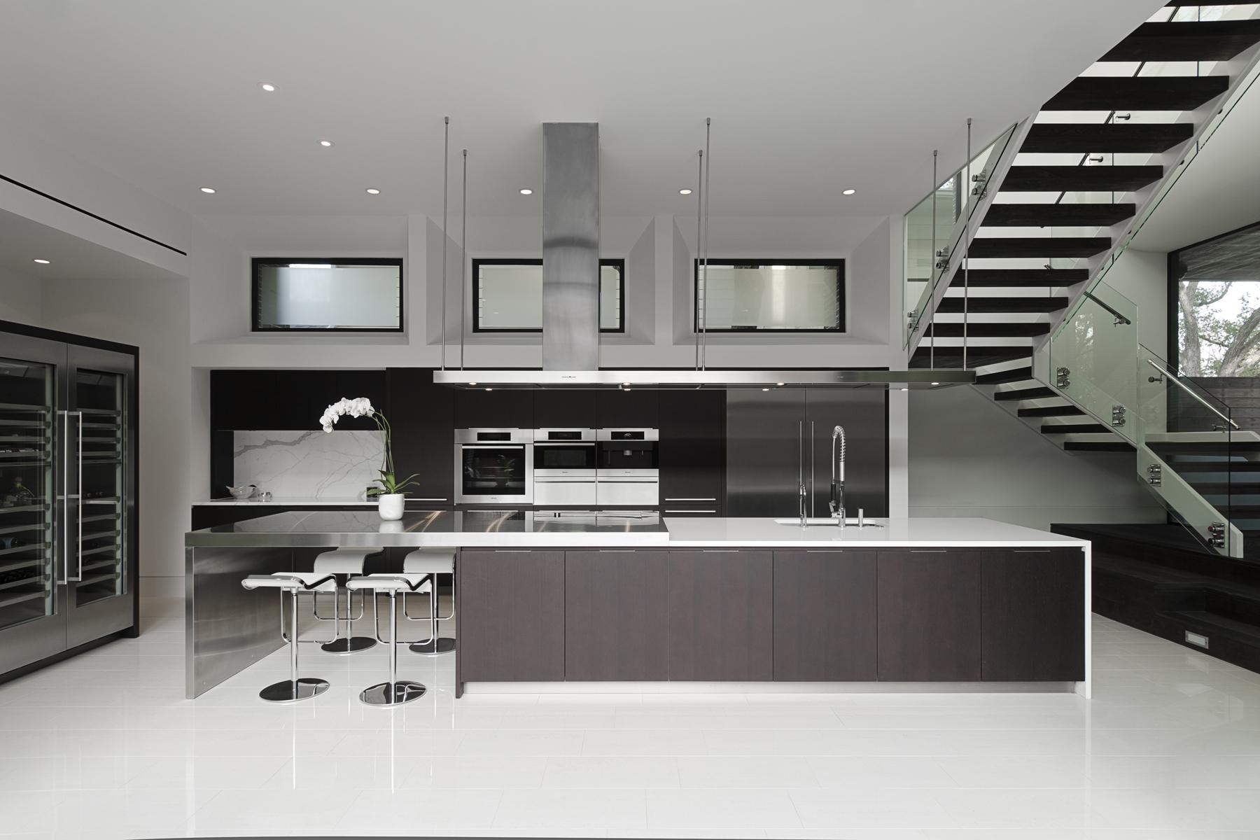 кухня венге в современном дизайне