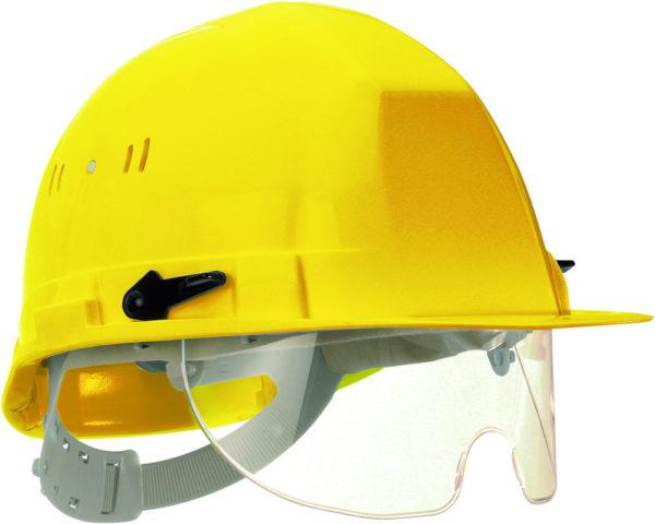 Перед тем, как начать разрезать материал, необходимо подготовить для работы специальные, пластиковые очки, одеть на голову шапку, чтобы пыль от материала не оседала на голову.
