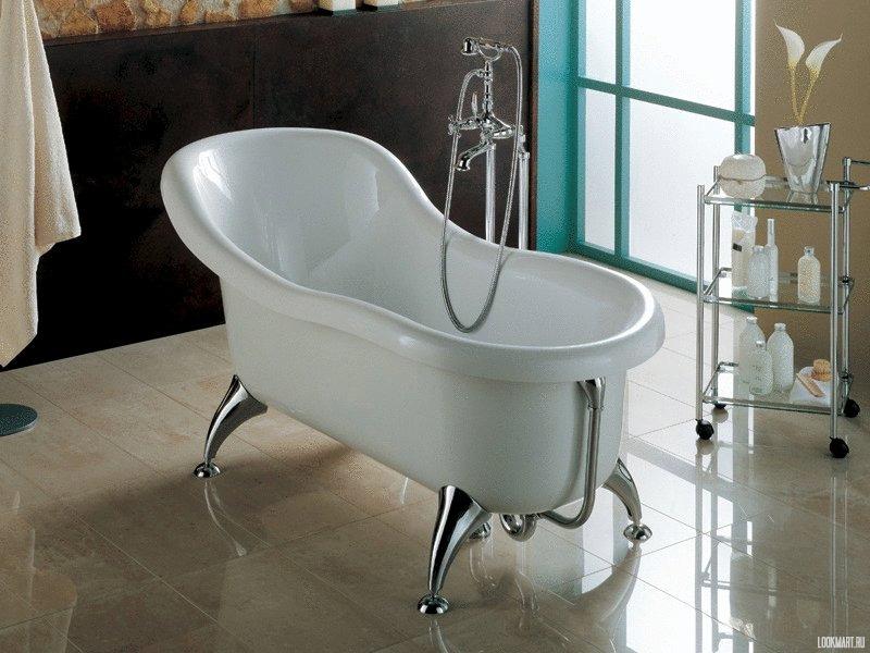 как выбрать ножки для ванны