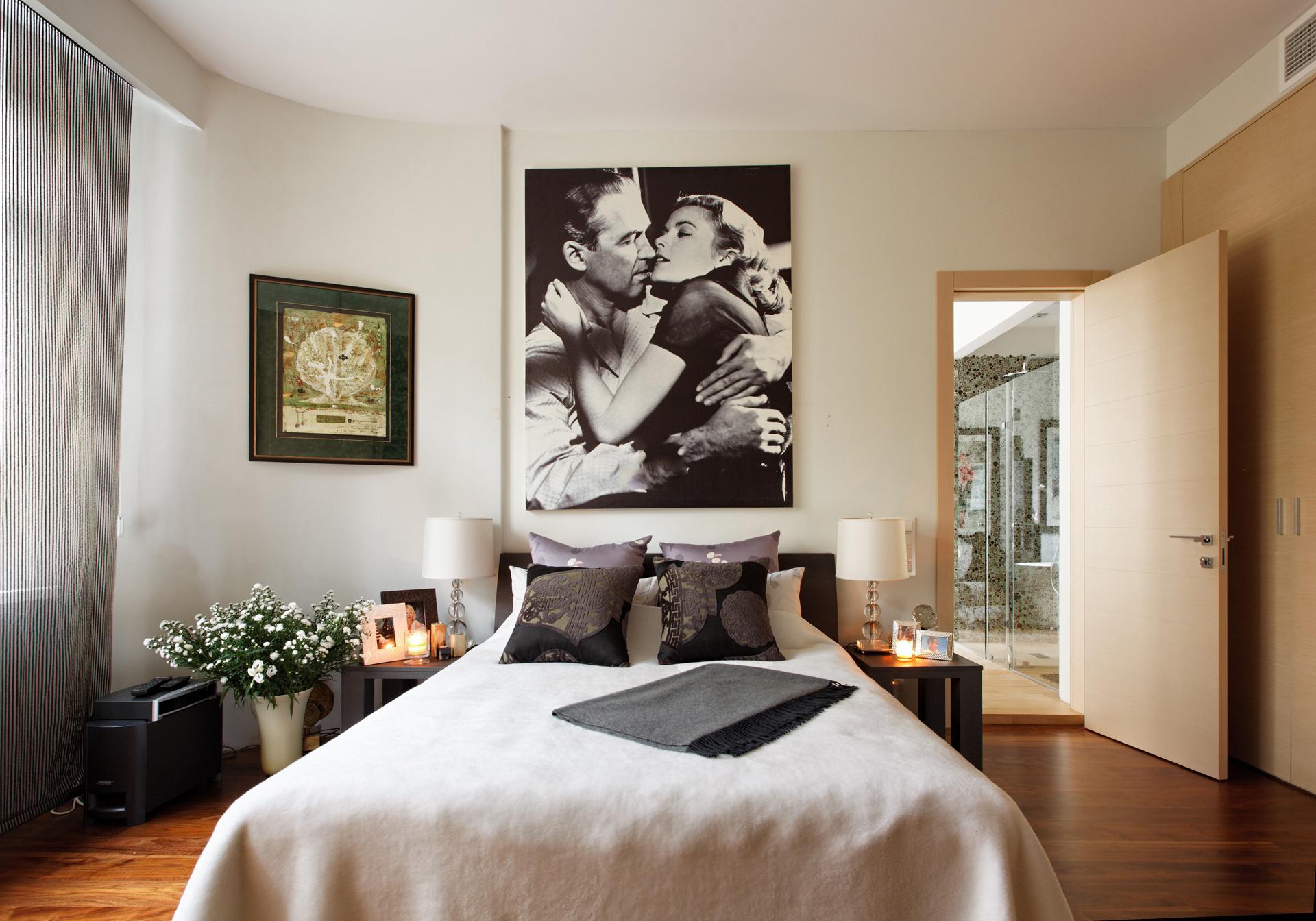Картинки над кроватью фото