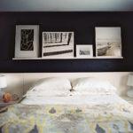 картины для спальни фото интерьер