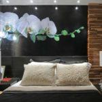 картины для спальни виды дизайна