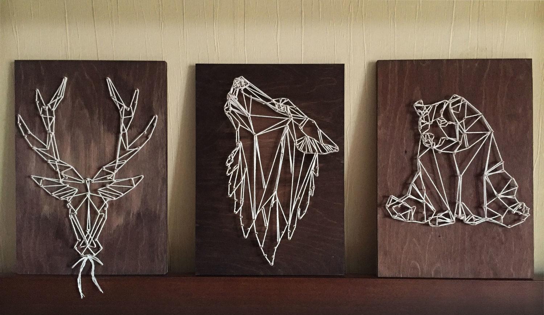 идеи для стринг арт