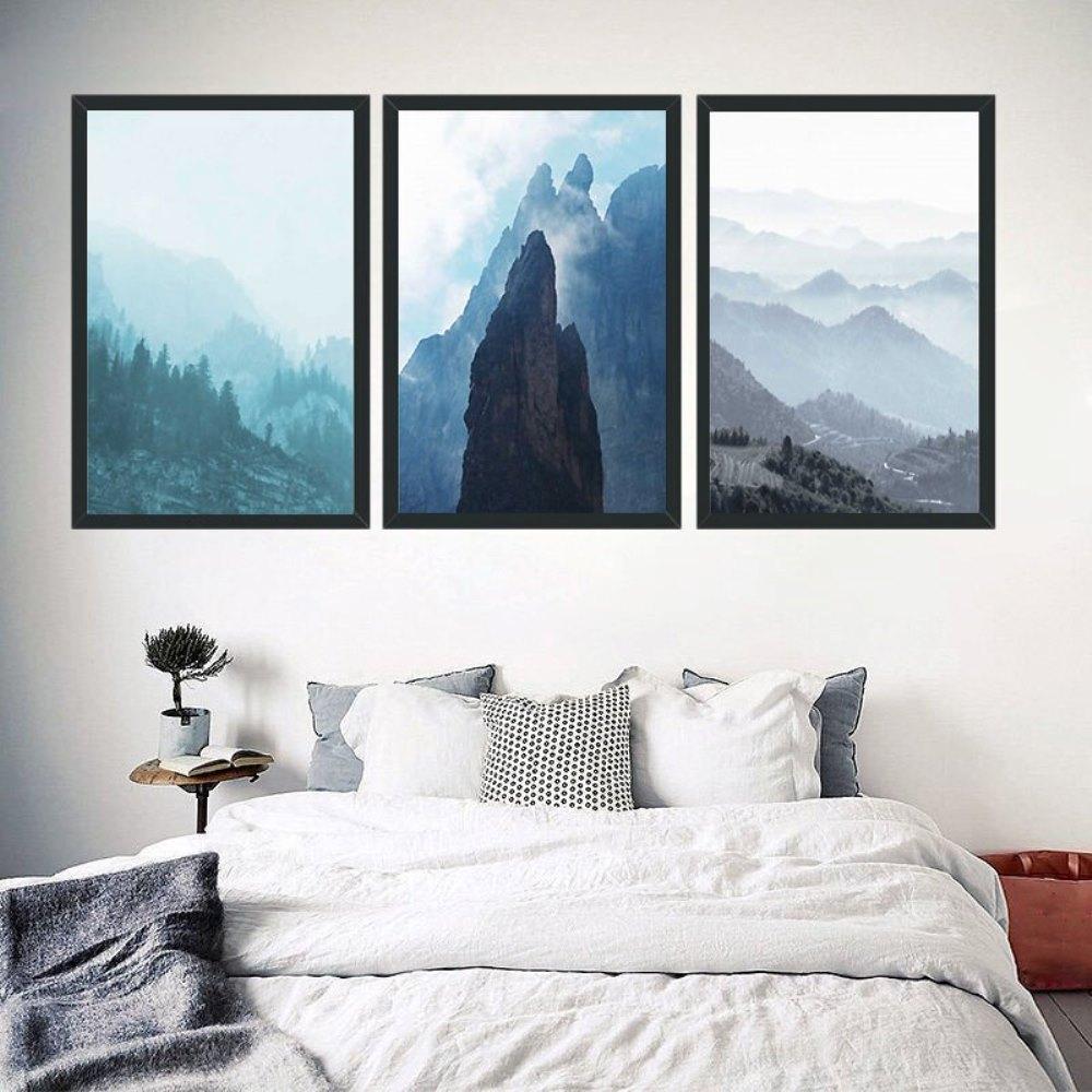 пейзажи для спальни