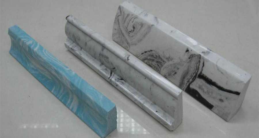 дизайн керамического плинтуса