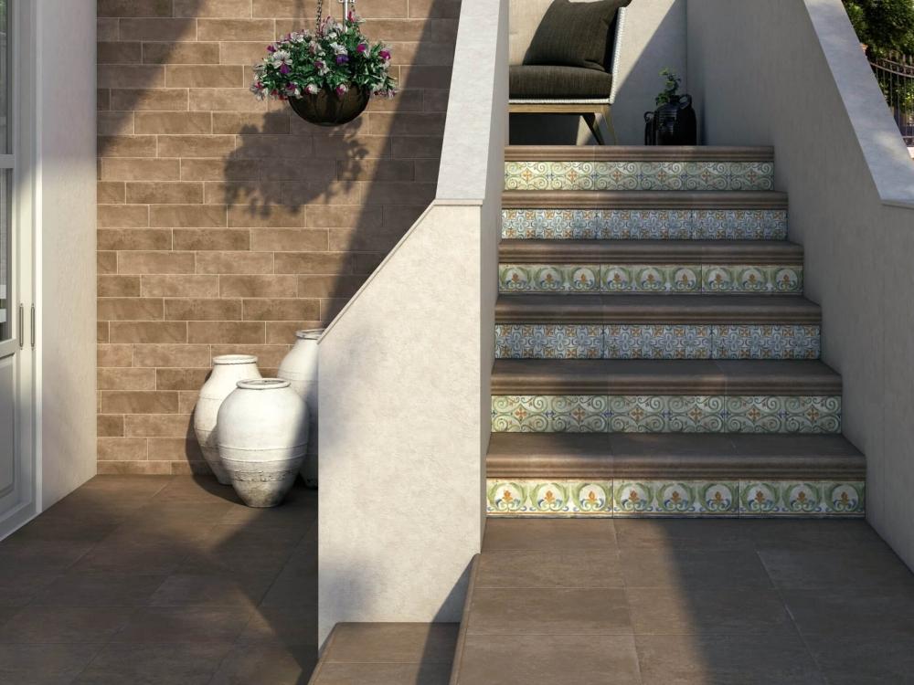 керамогранит для лестницы фото
