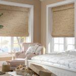 короткие шторы до подоконника интерьер фото