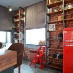 короткие шторы на кухне фото интерьер