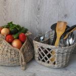 корзинка для кухни фото