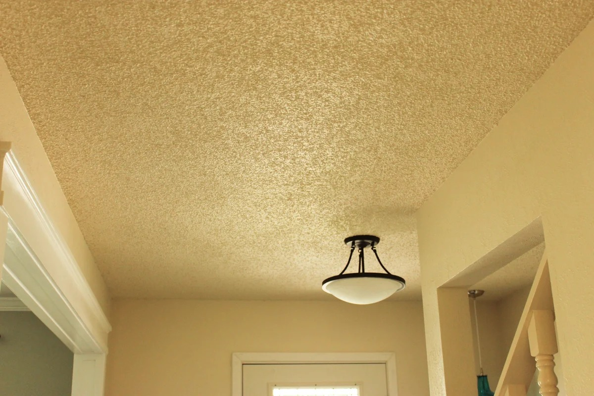 краска для потолка фактурная