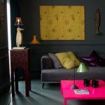 краска для стен в квартире фото виды