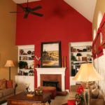 краска для стен в квартире фото варианты