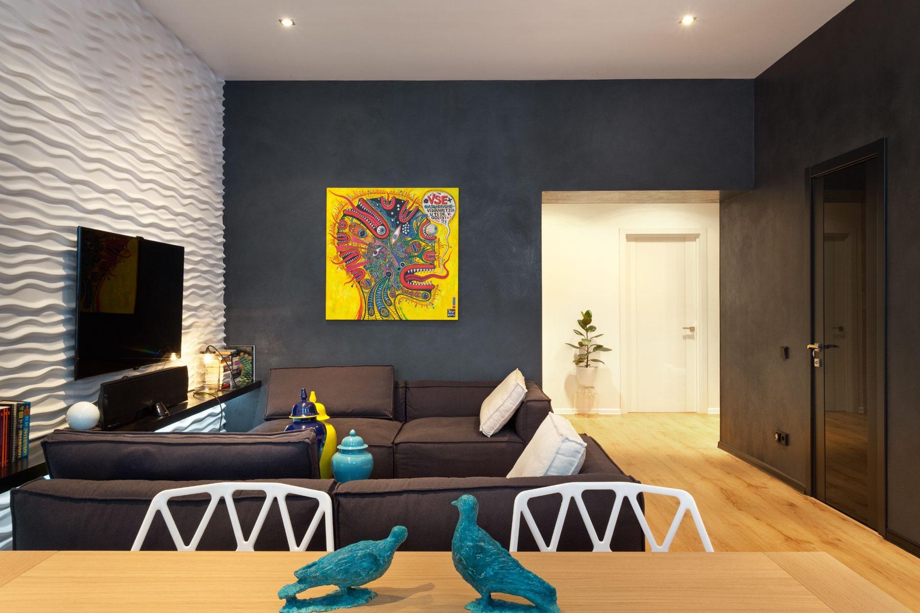 картинки крашеные стены в квартире многие вас