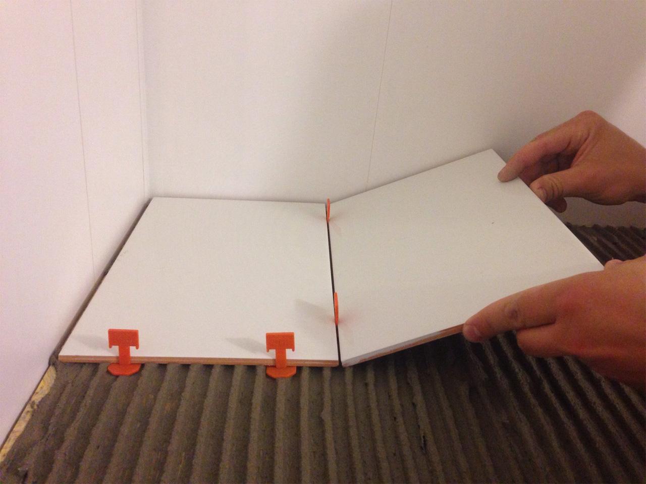 крестики для ровной укладки плитки