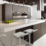 кухня венге фото интерьера