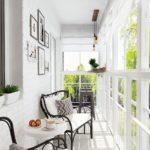 кухня совмещенная с балконом идеи вариантов