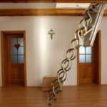 лестница на чердак фото декора