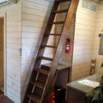 лестница на чердак идеи декор