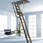 лестница на чердак варианты
