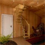 лестница на чердак фото дизайна
