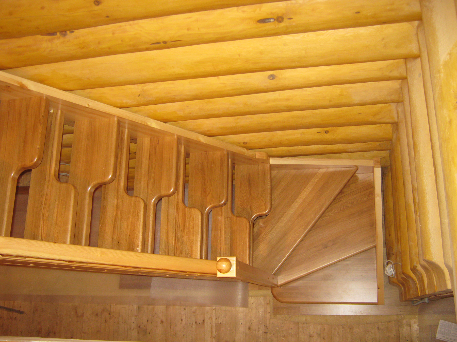 лестница на чердак гусиный шаг