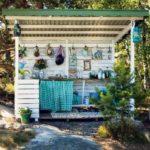 летняя кухня на даче оформление идеи