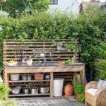 летняя кухня на даче идеи оформление