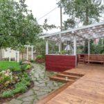 летняя кухня на даче фото варианты