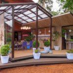 летняя кухня на даче идеи дизайн