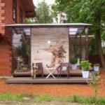 летняя кухня на даче идеи дизайна