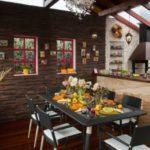 летняя кухня на даче идеи декор