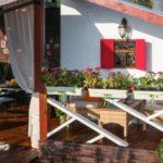 летняя кухня на даче оформление фото