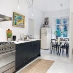линолеум для кухни интерьер фото