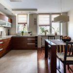 линолеум для кухни виды