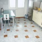 линолеум для кухни обзор
