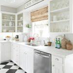 линолеум для кухни виды оформления