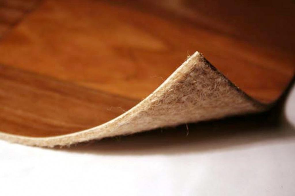 линолеум на войлочной основе