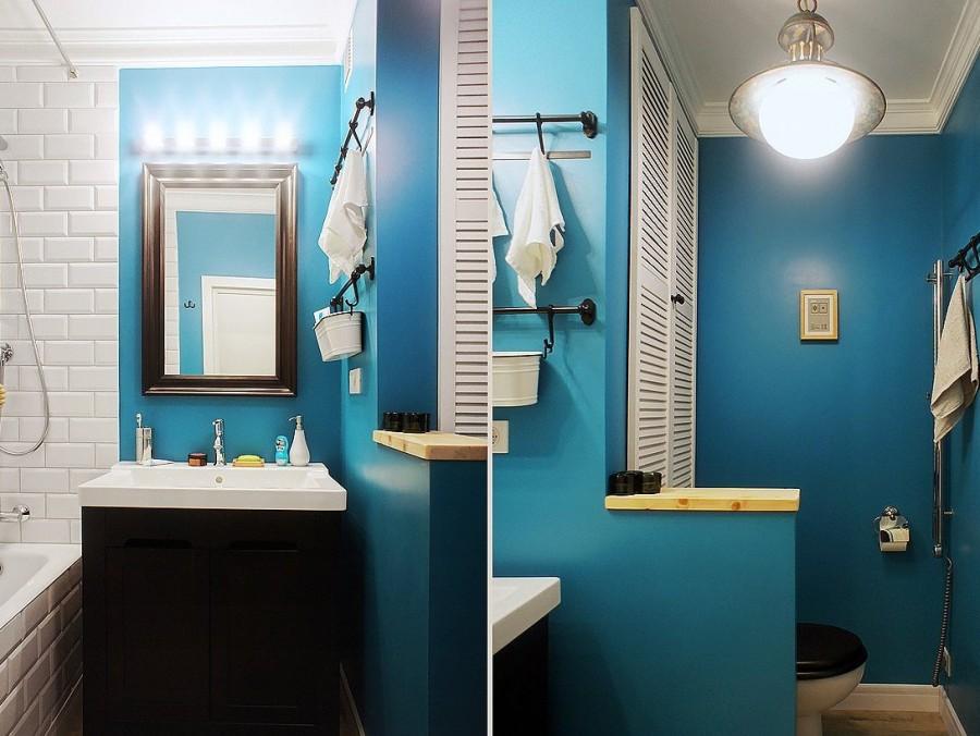 водостойкая краска для ванной